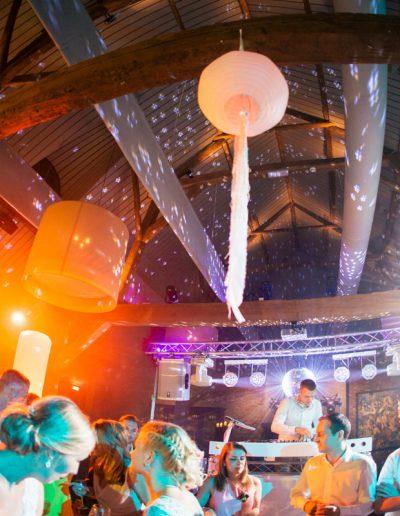 Trouwfeest bedrijfsfeest door Rene Becker laten regelen met DJ